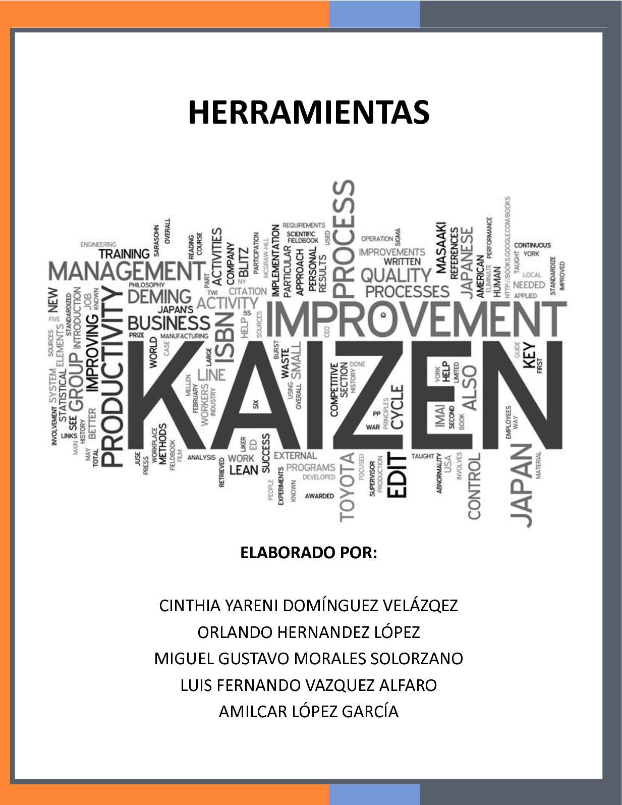 Calaméo - Catalogo Herramientas Kaizen