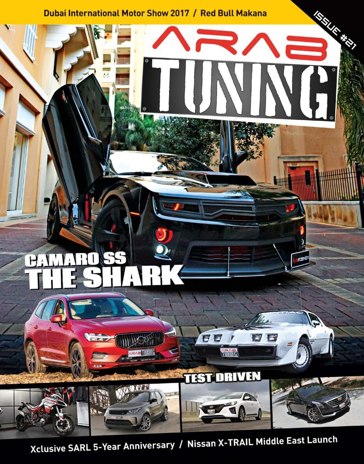 Calaméo Arab Tuning Issue Magazine 21