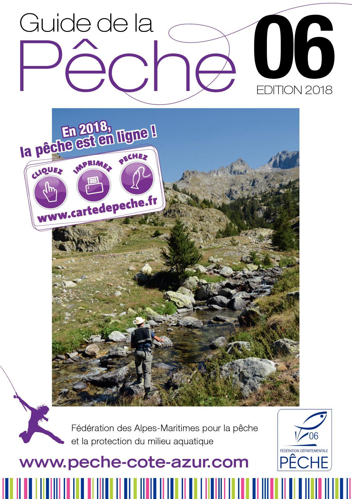 Calaméo - Guide de la Pêche 2018 Alpes Maritimes 205d4bc3bad