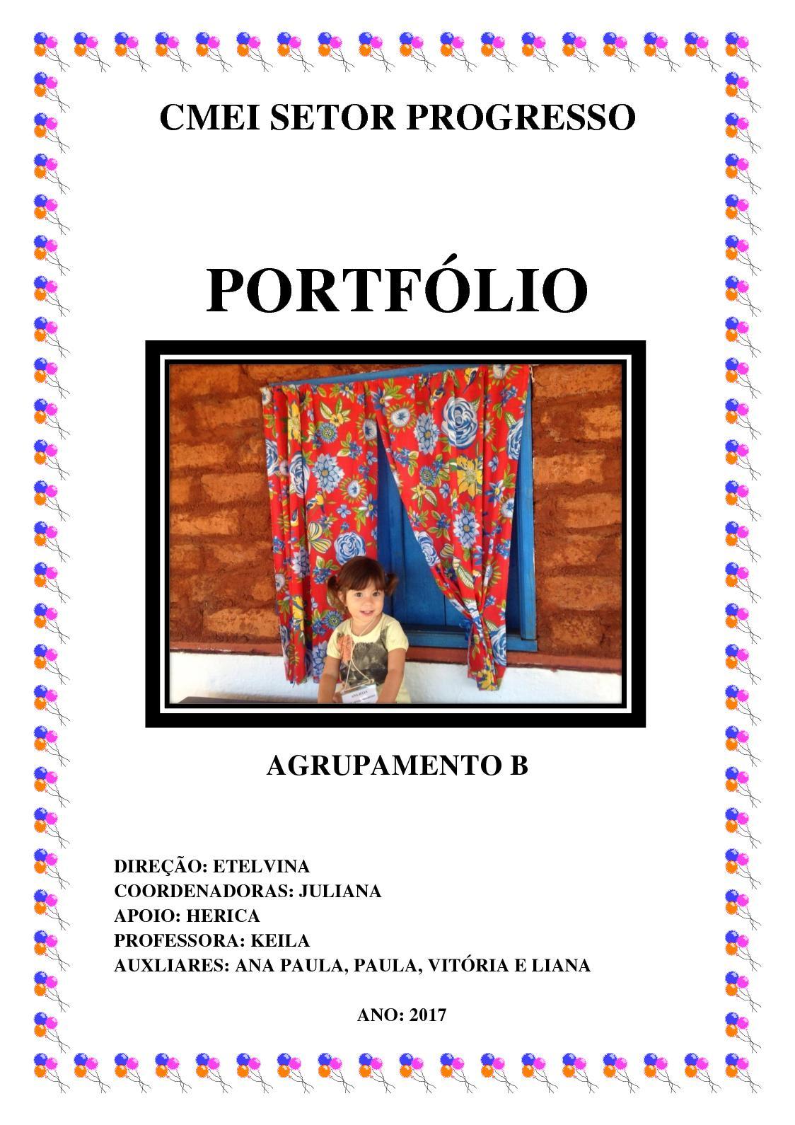 Portfolio Ana Julya Agrup B