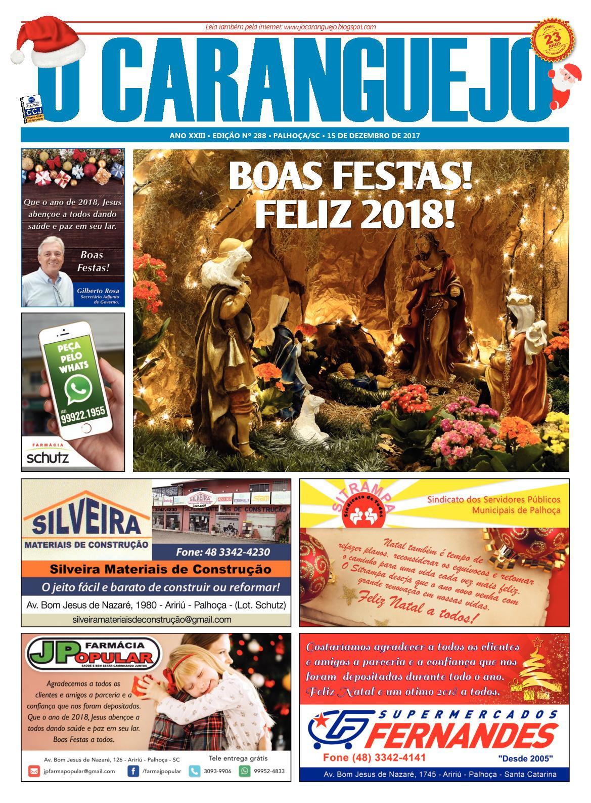 Calaméo - O Caranguejo Ed 288 Web 2 5af073616f1ea