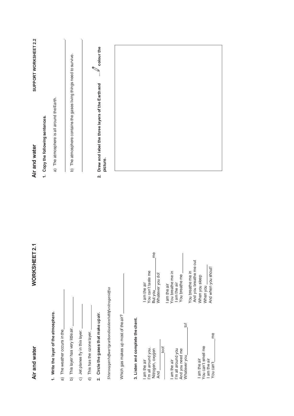 worksheet Atmosphere Layers Worksheet worksheets ud 2 ss 3ao