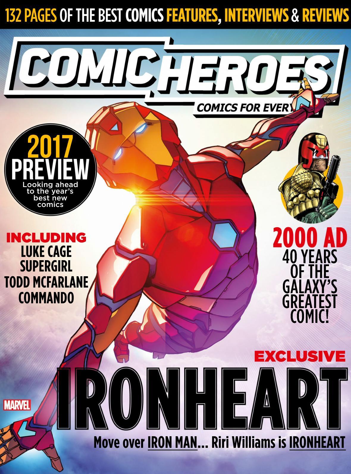 7b988cbc5 Calaméo - Comic Heroes January 2017