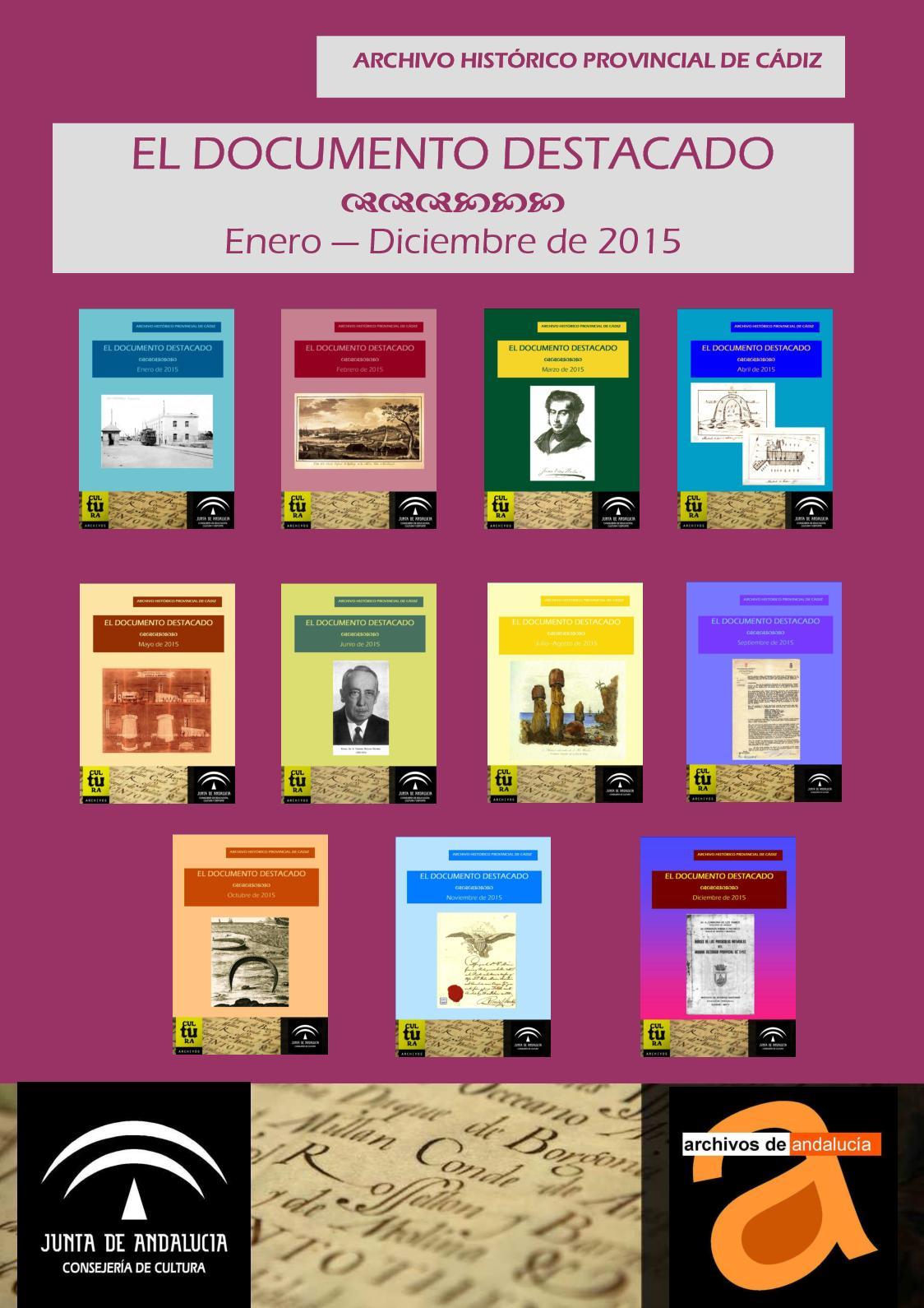 Calaméo - Documentos destacados 2015