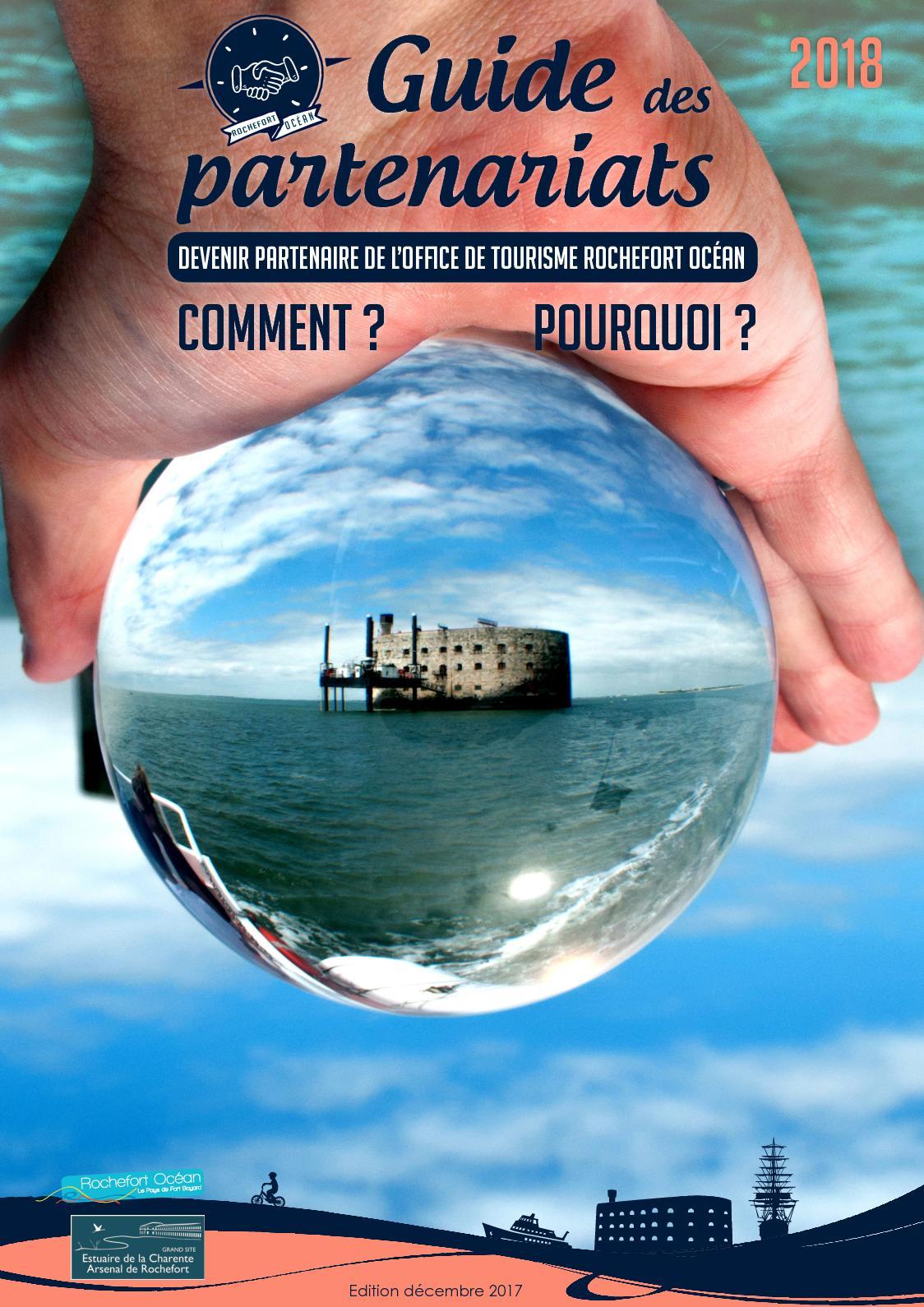Calam o guide de partenariat 2018 office de tourisme rochefort oc an et chambres d 39 h tes - Office de tourisme rochefort ocean ...