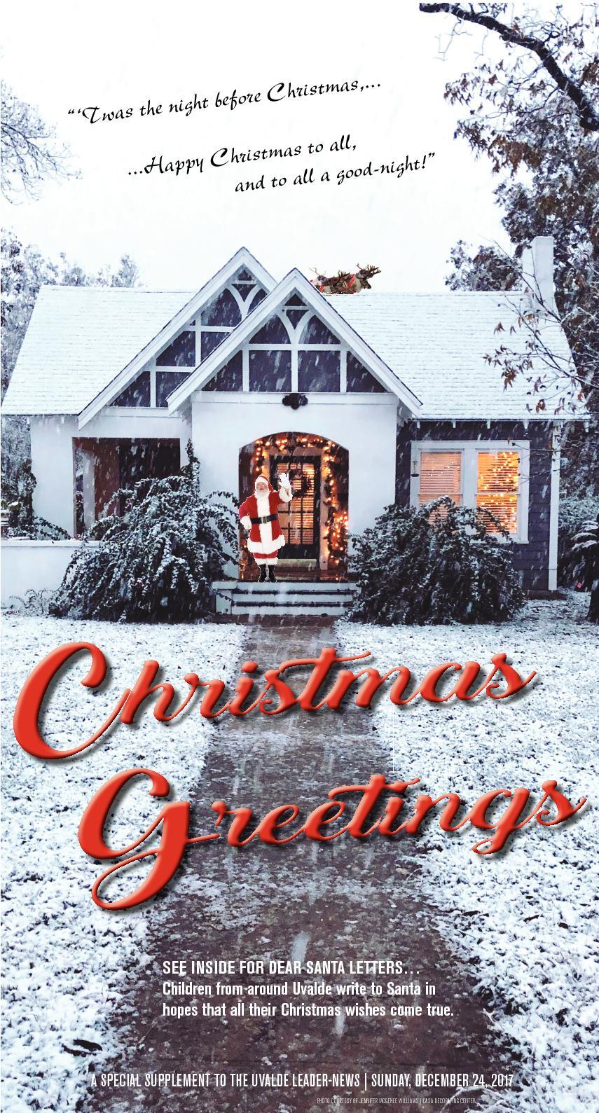 Calaméo - 2017 Christmas Greetings