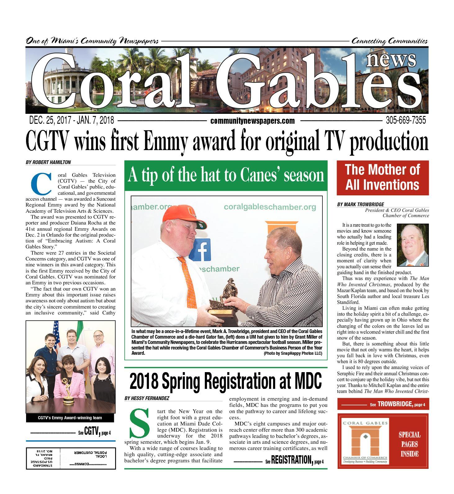 calaméo coral gables news 12 25 2017