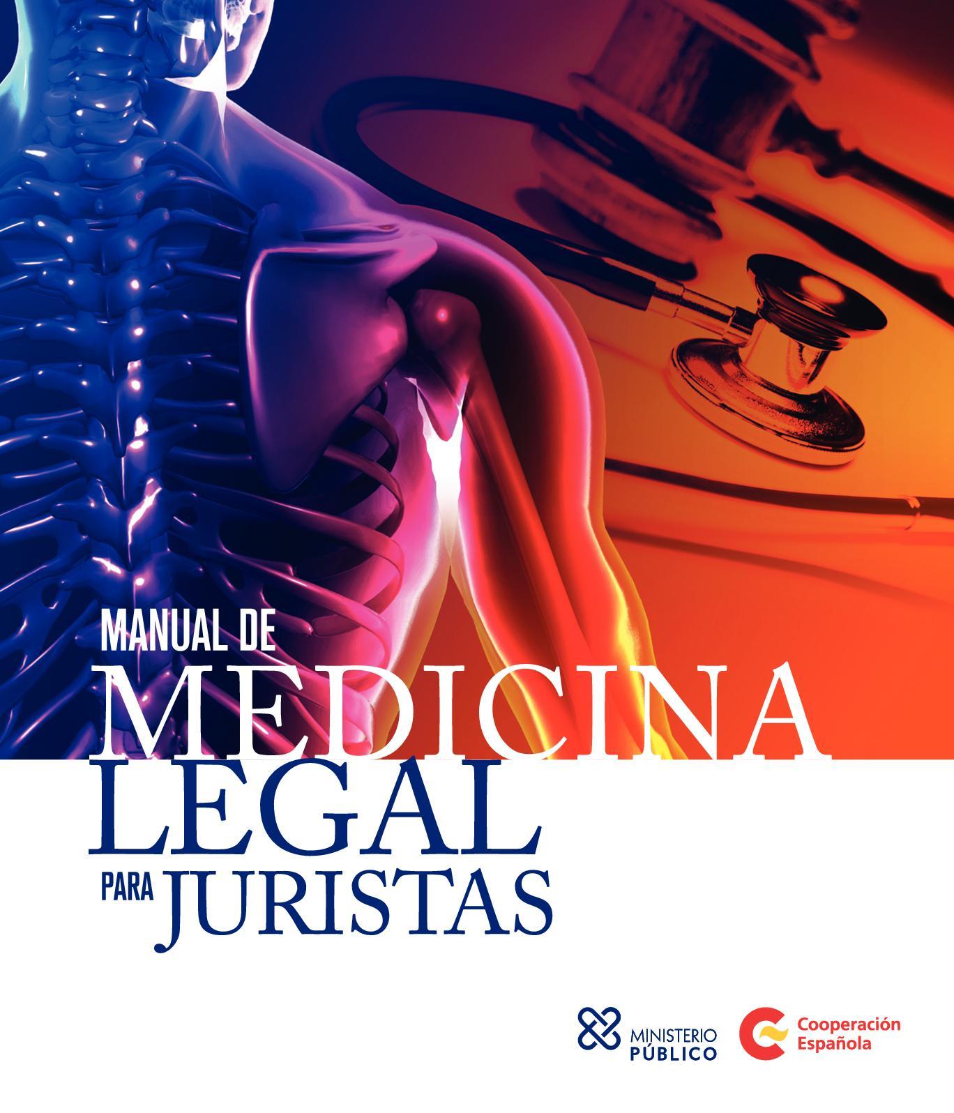 Calaméo - Manual De Medicina Legal Para Juristas