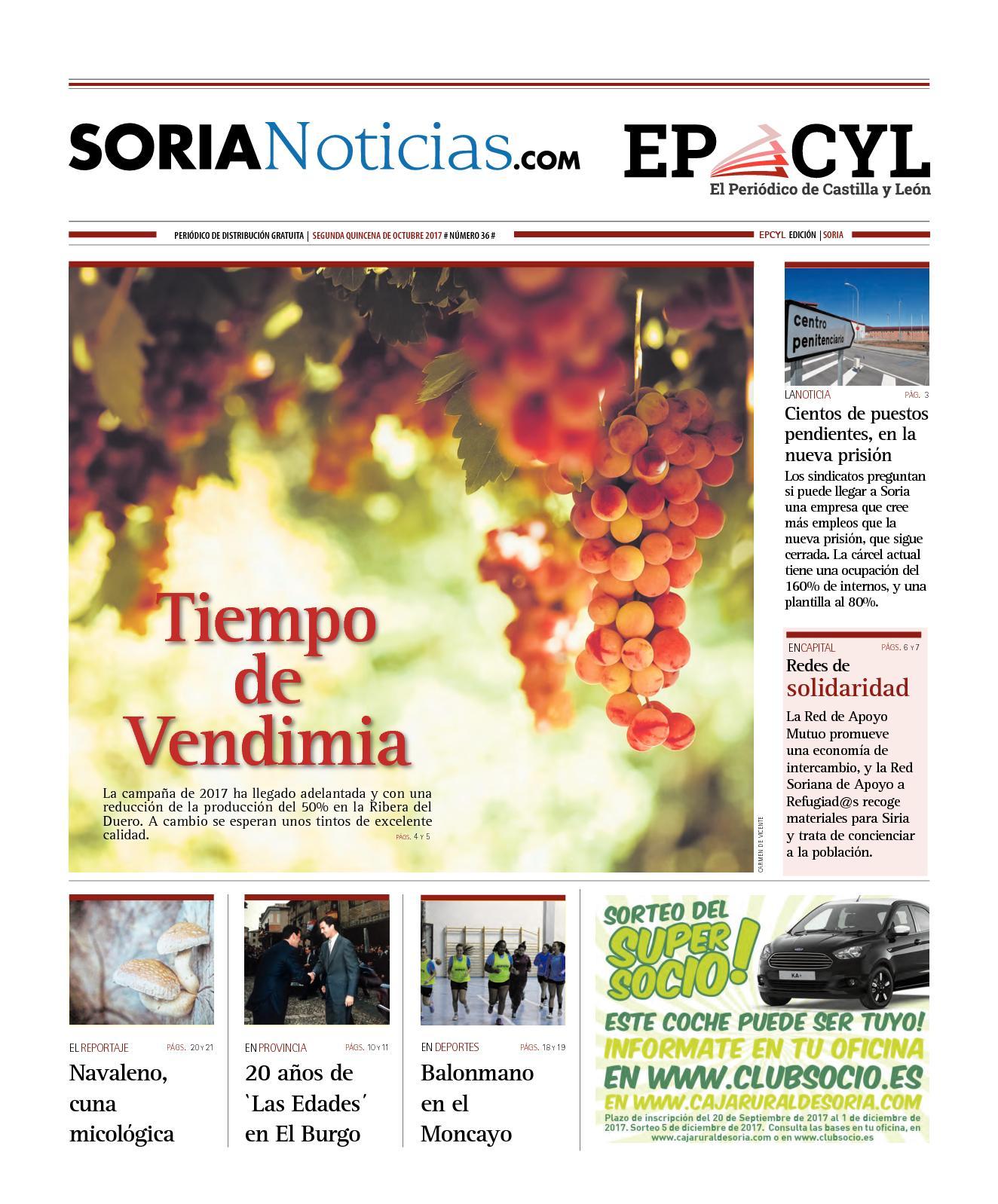 Calaméo - N36- Sorianoticias - EPCYL