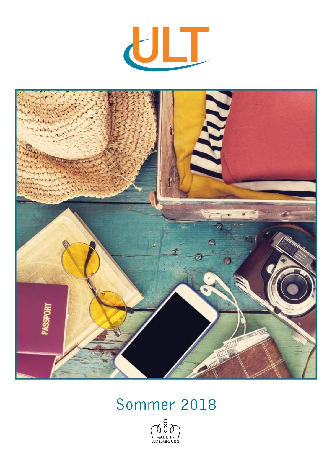 Calaméo - Brochure Ult Sommer 2018