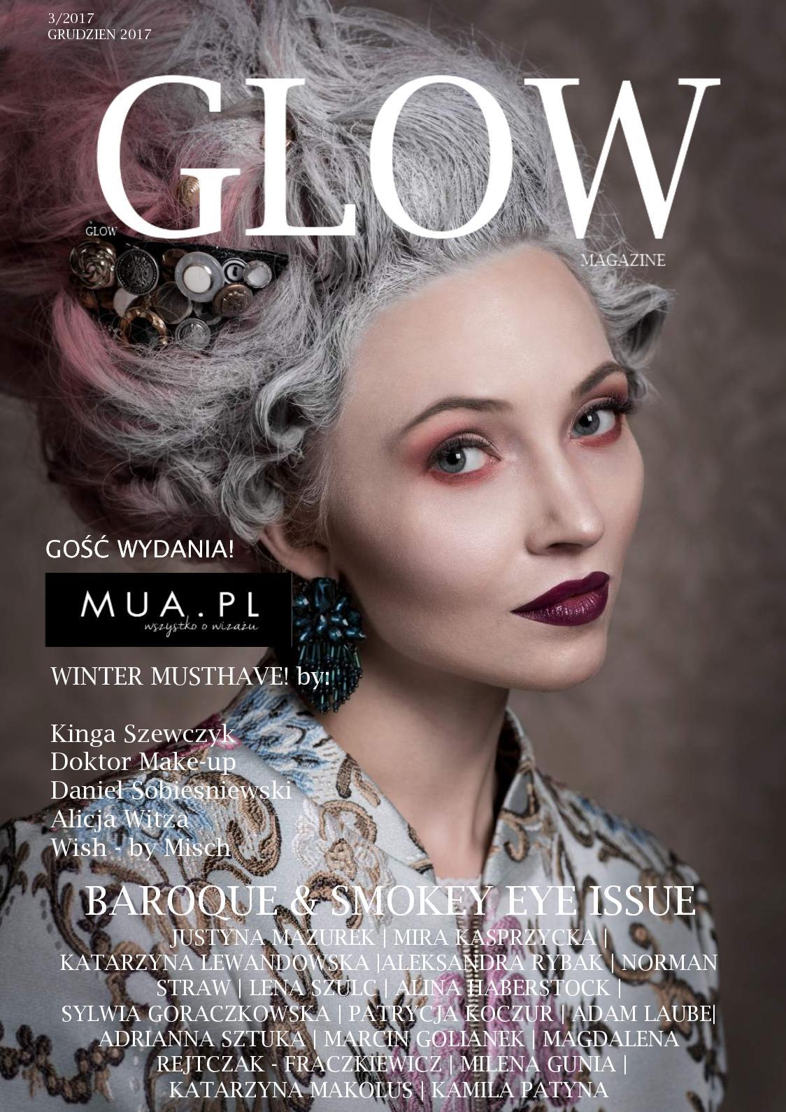 Glow Magazine Issue 3
