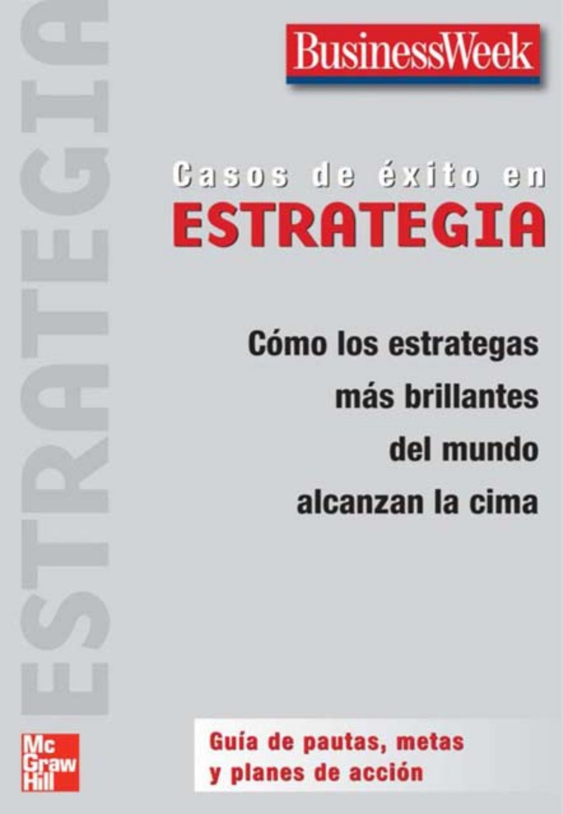Calaméo - Casosdeexitoenestrategia 170131042951