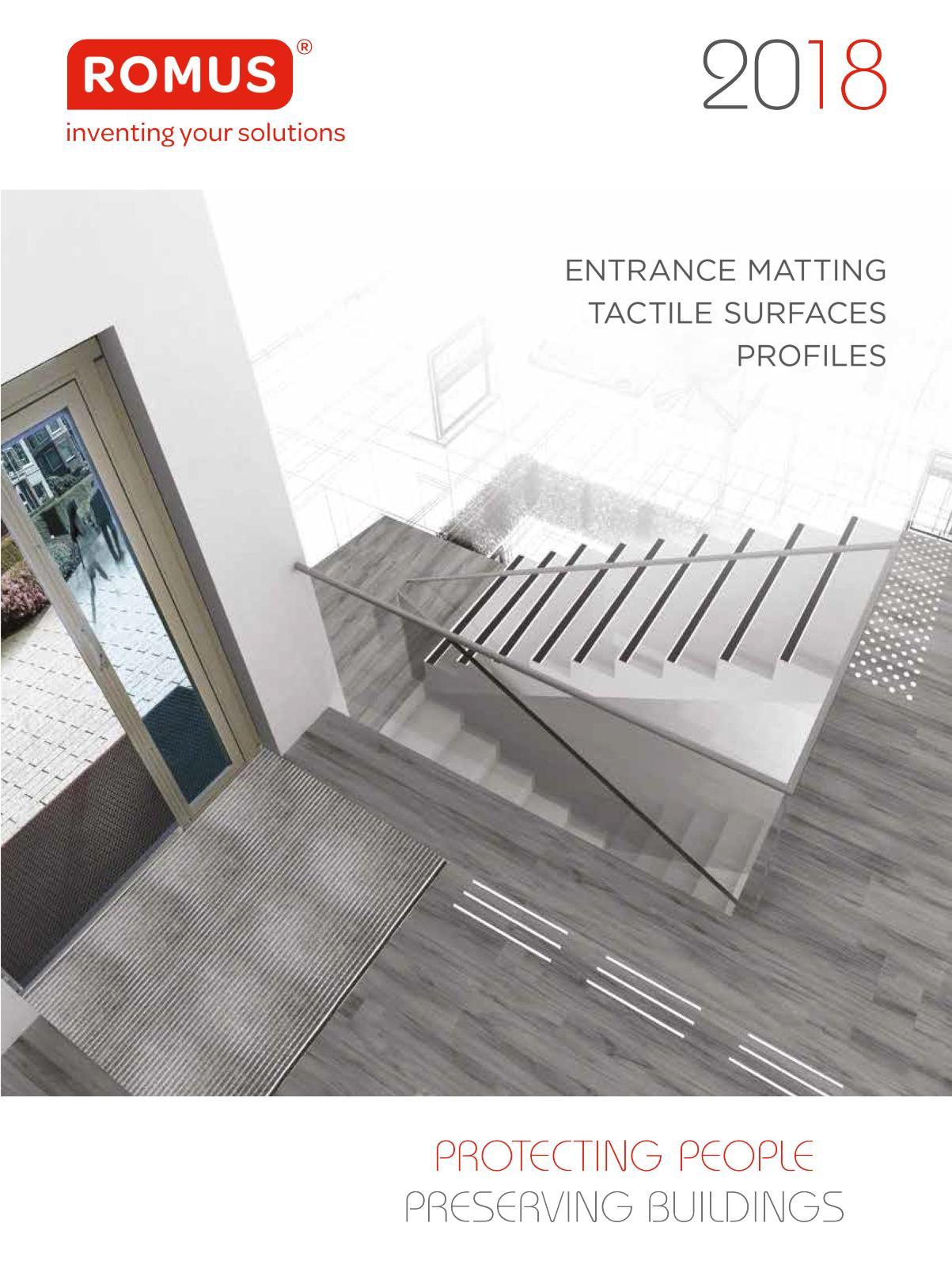 calam o catalogue romus anglais 2018 sans prix. Black Bedroom Furniture Sets. Home Design Ideas