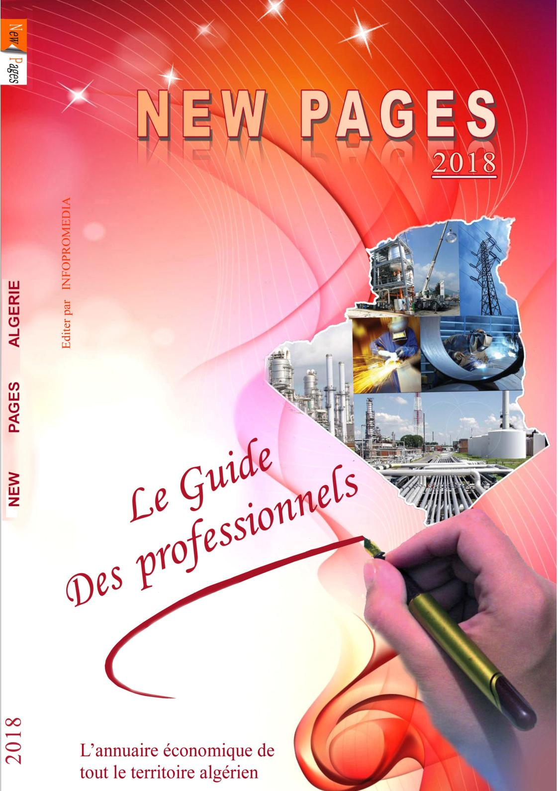 New Pages Algerie 2018