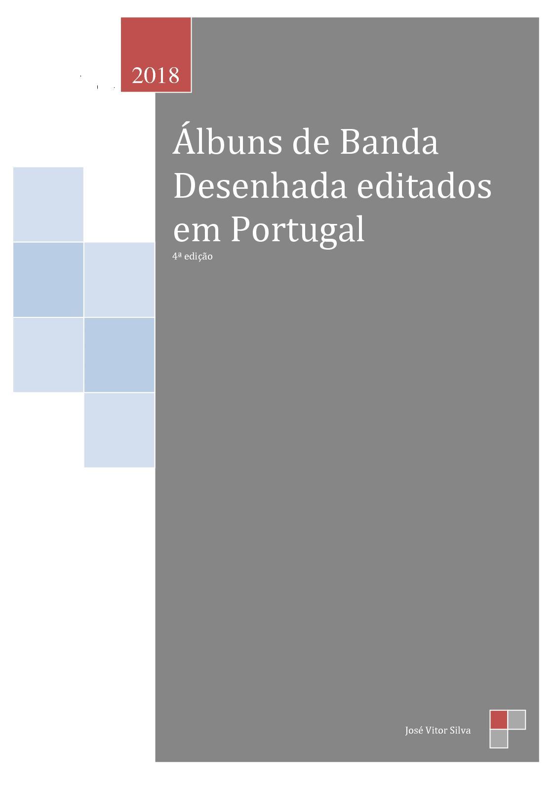 68c1ba27de3dd Calaméo - Albuns de BD editados em Portugal - Edição de 2018