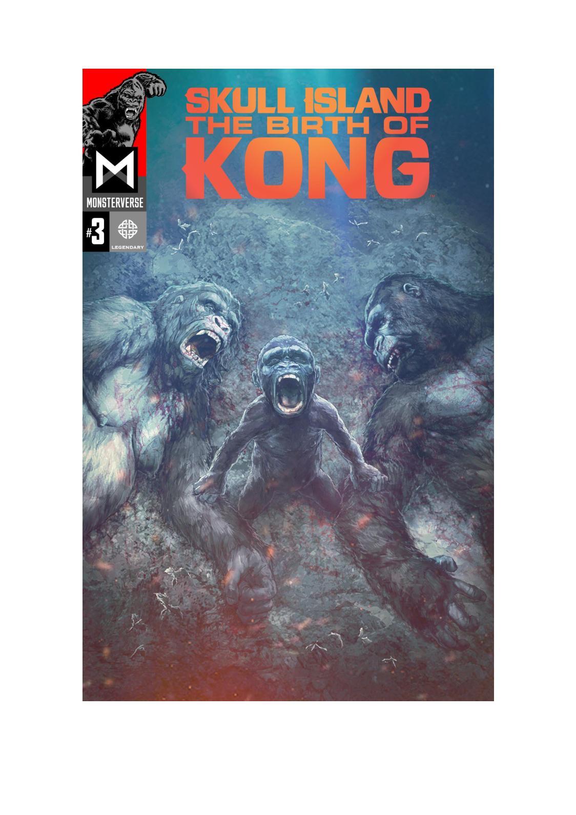 Kong Iskull Island D
