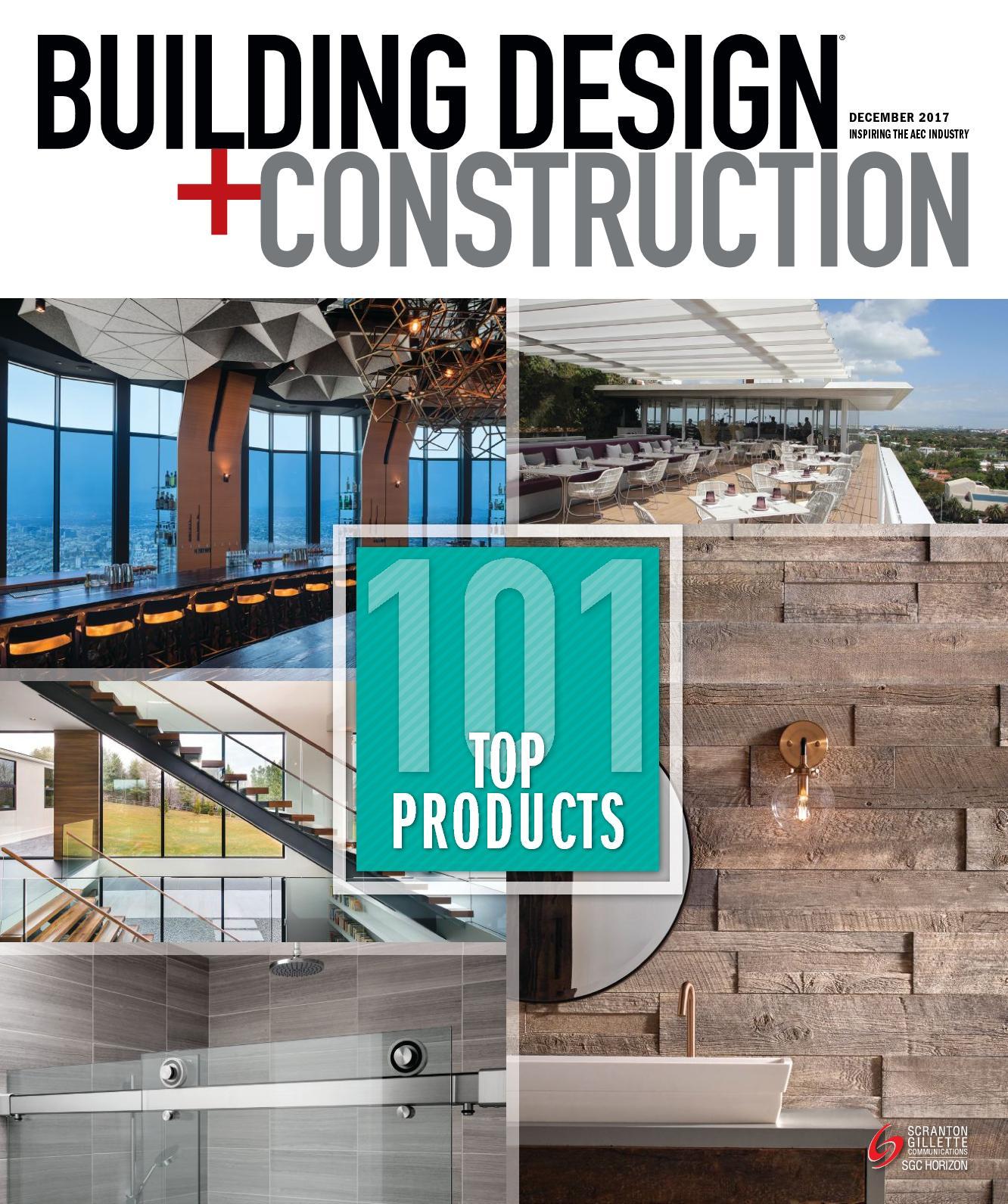 Calaméo - 101 Top Product For Building Construction & Design 2017 2017