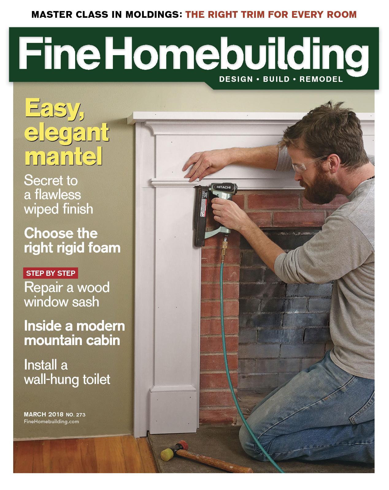 Fine Homebuilding 273 Sample