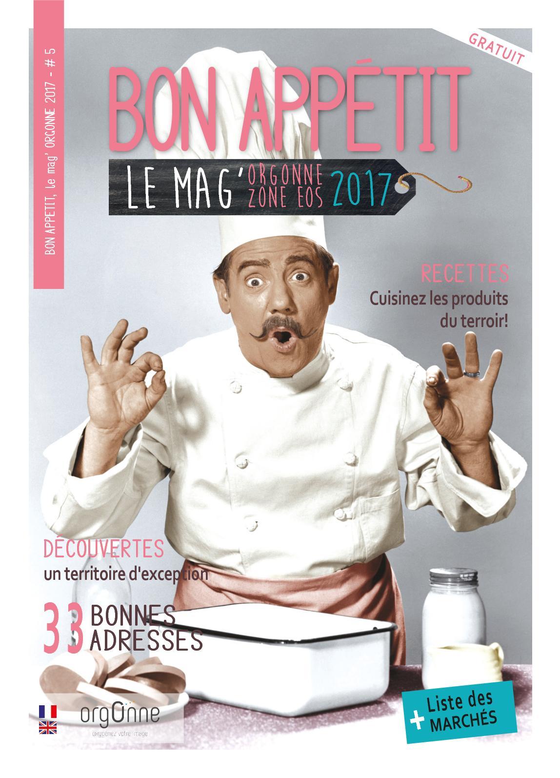 Le Mag' Restau 2017 Laetitia Vitaux