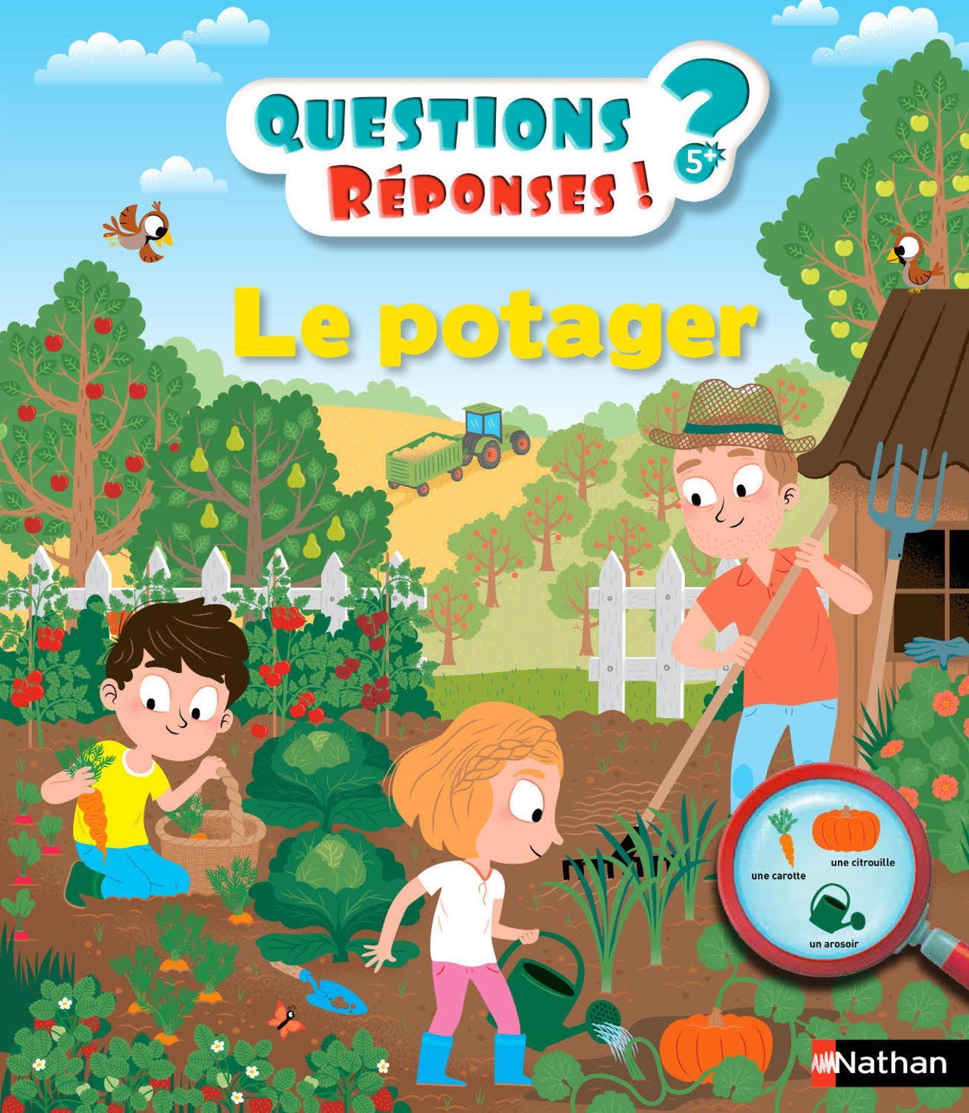 Le potager - Questions/Réponses - Extrait