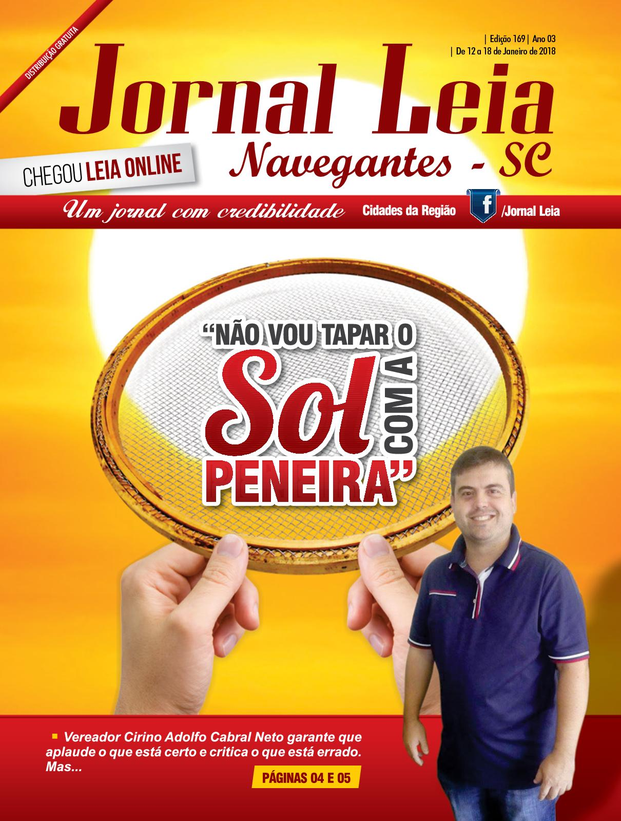 Jornal Leia - Edição Digital #169