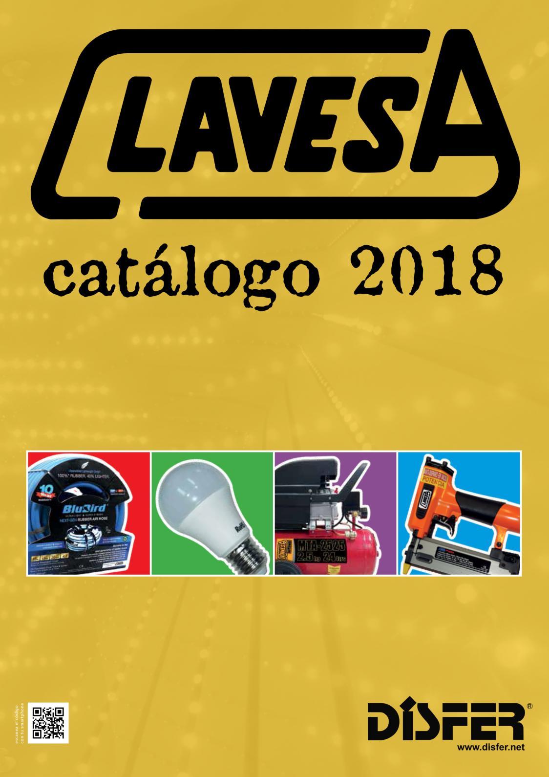 Calaméo - Clavesa Disfer Catalogo Tarifa 2018