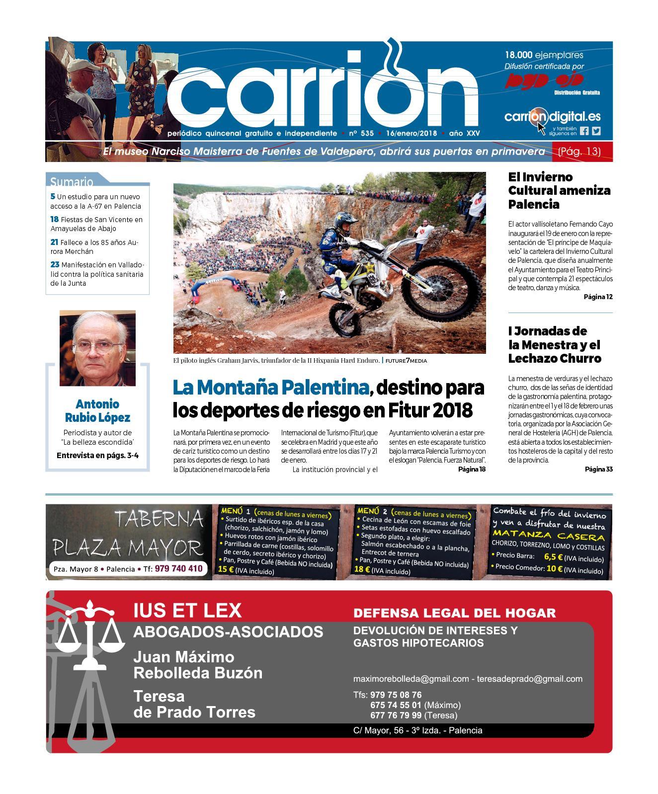 Calaméo - Carrión 535