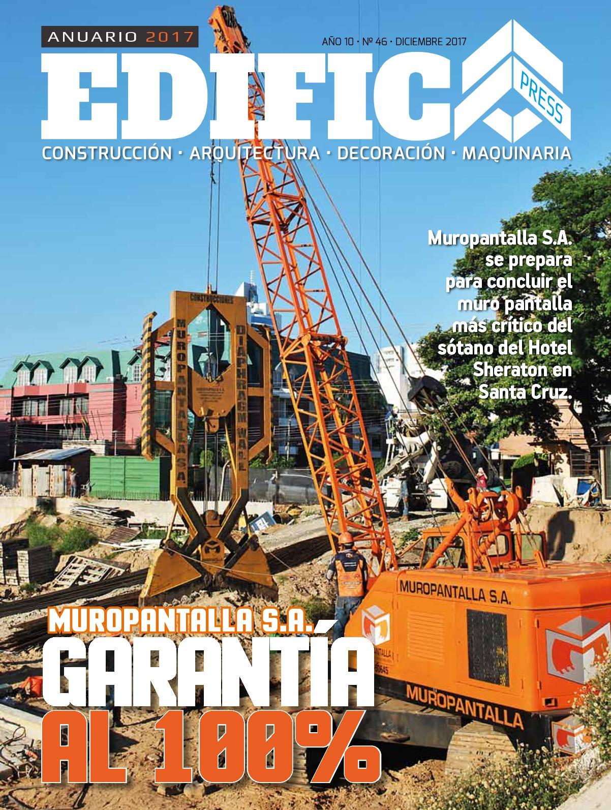 Calaméo - Revista Edifica Nº 46 Anuario