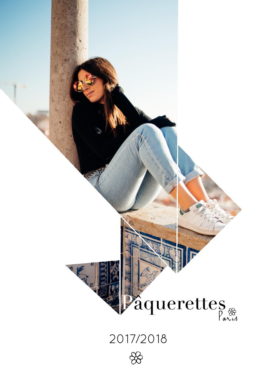 Catalogue 2018 - Pâquerettes Paris