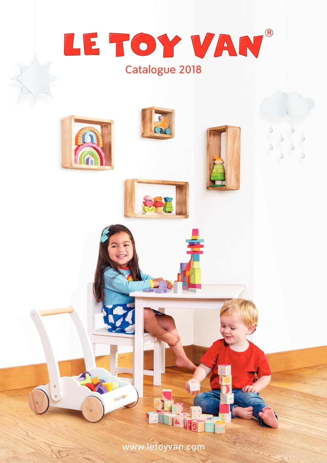 Le Toy Van Catalogue 2018