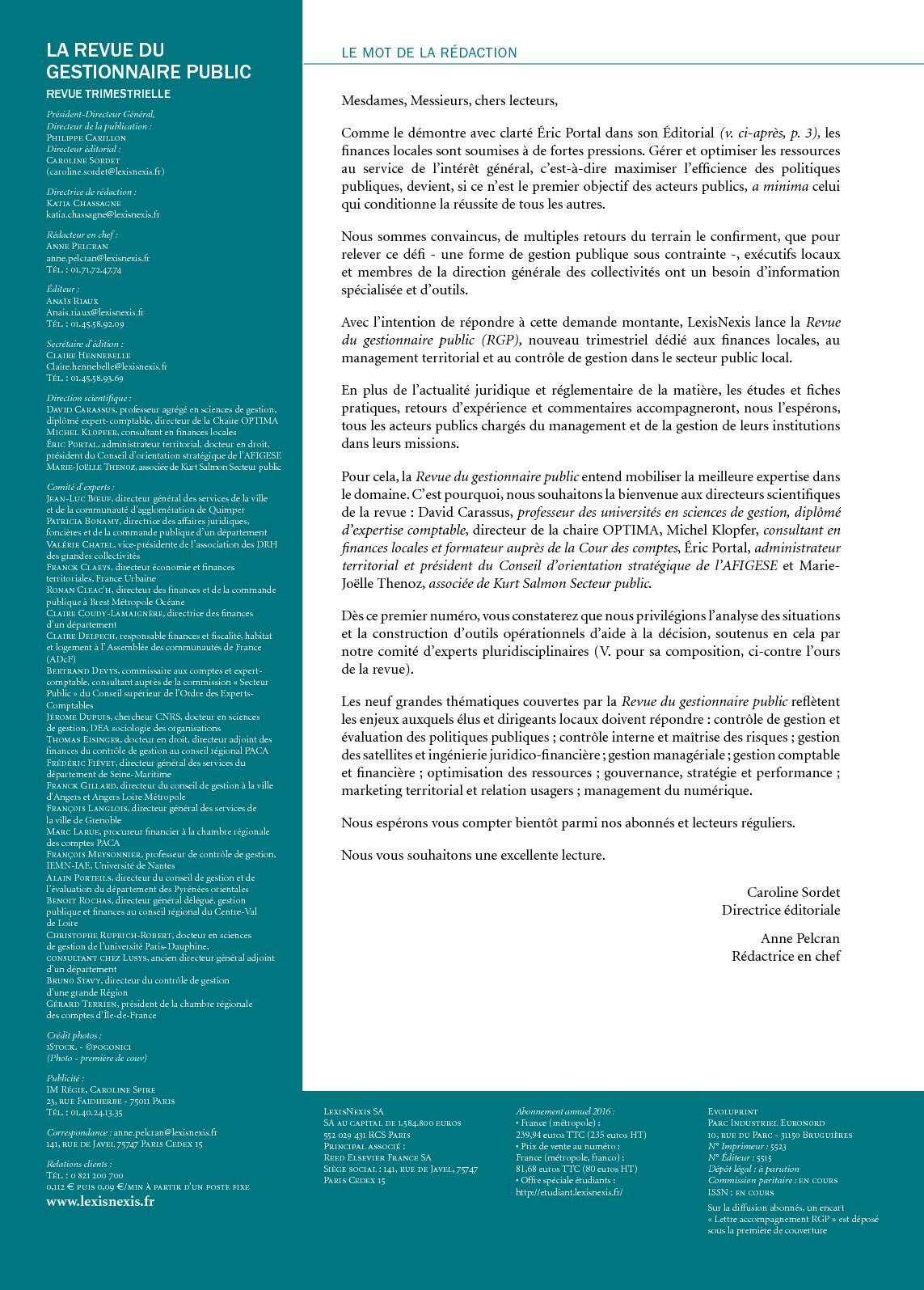 Calaméo - Revue Du Gestionnaire Public a49365847d87