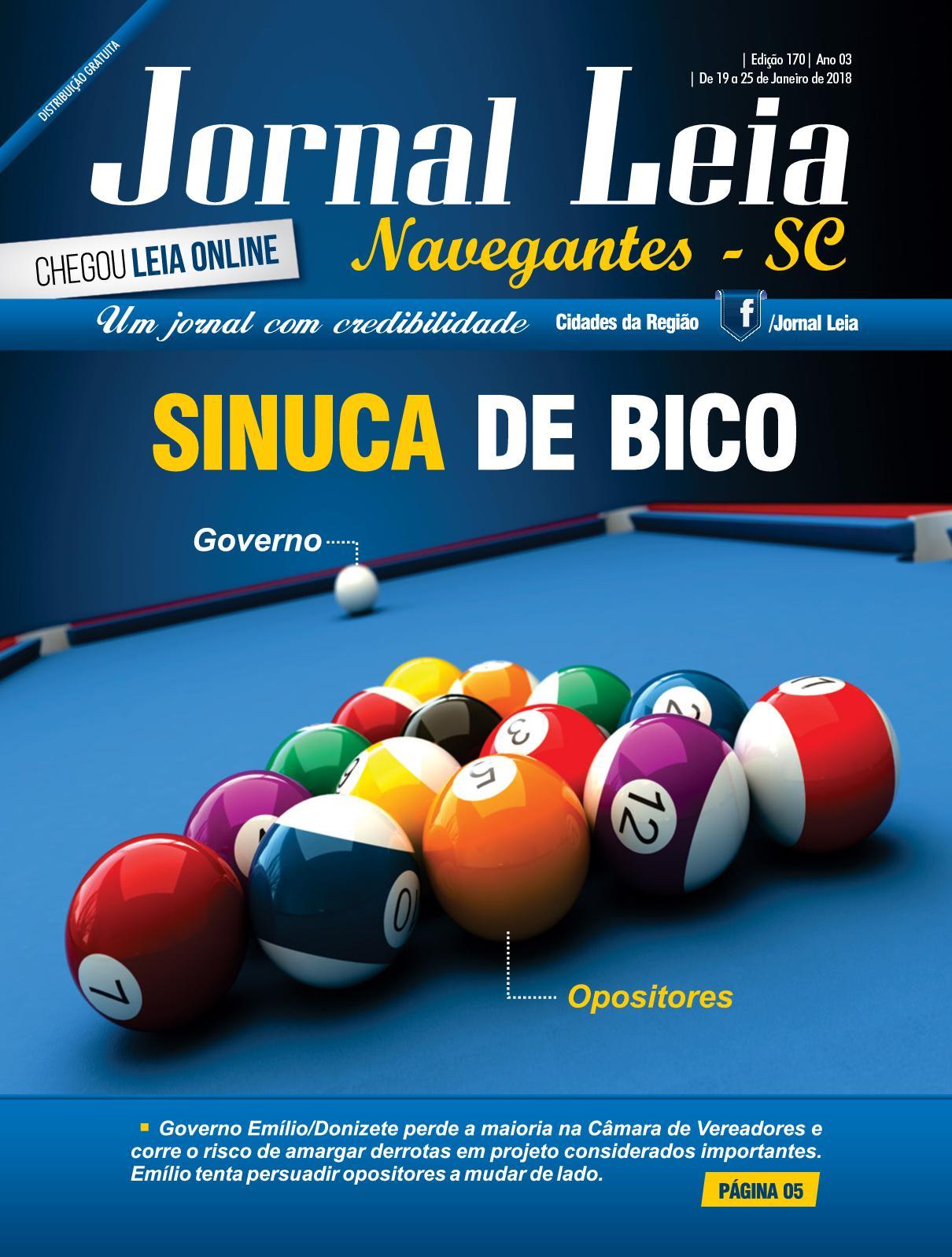 Jornal Leia - Edição Digital #170