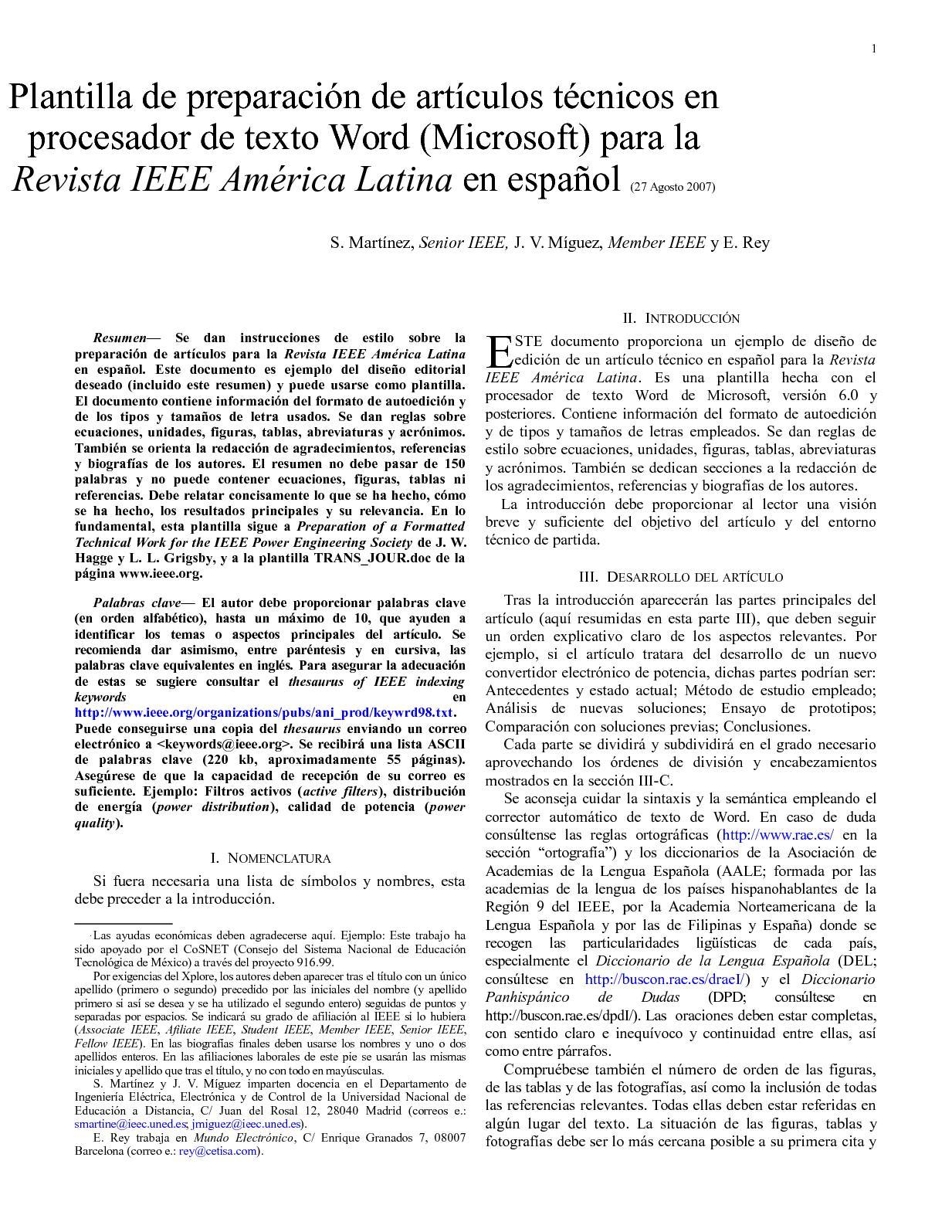 Calaméo - Formato IEEE