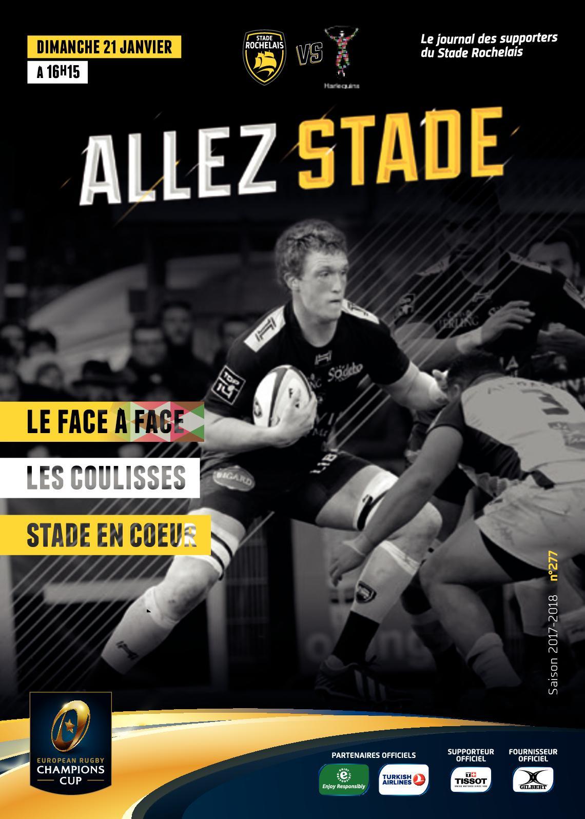 Allez Stade n°277