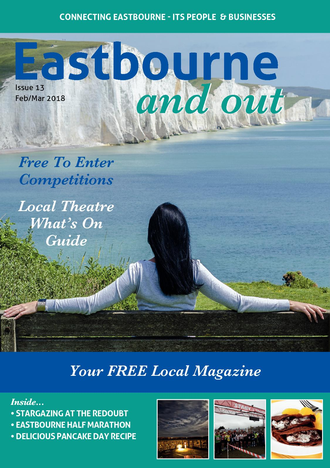 Calaméo - Eastbourne and Out Issue 13