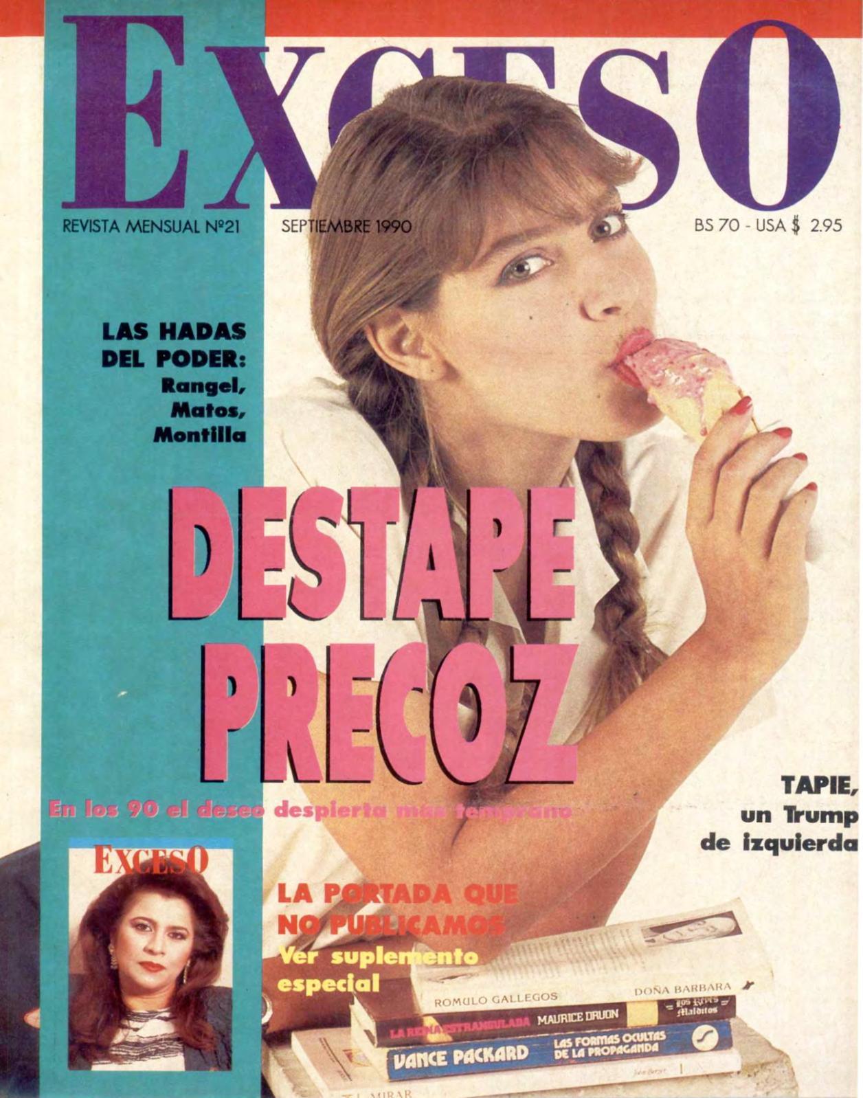 Calaméo - REVISTA EXCESO EDICION Nº 21 SEPTIEMBRE 1990