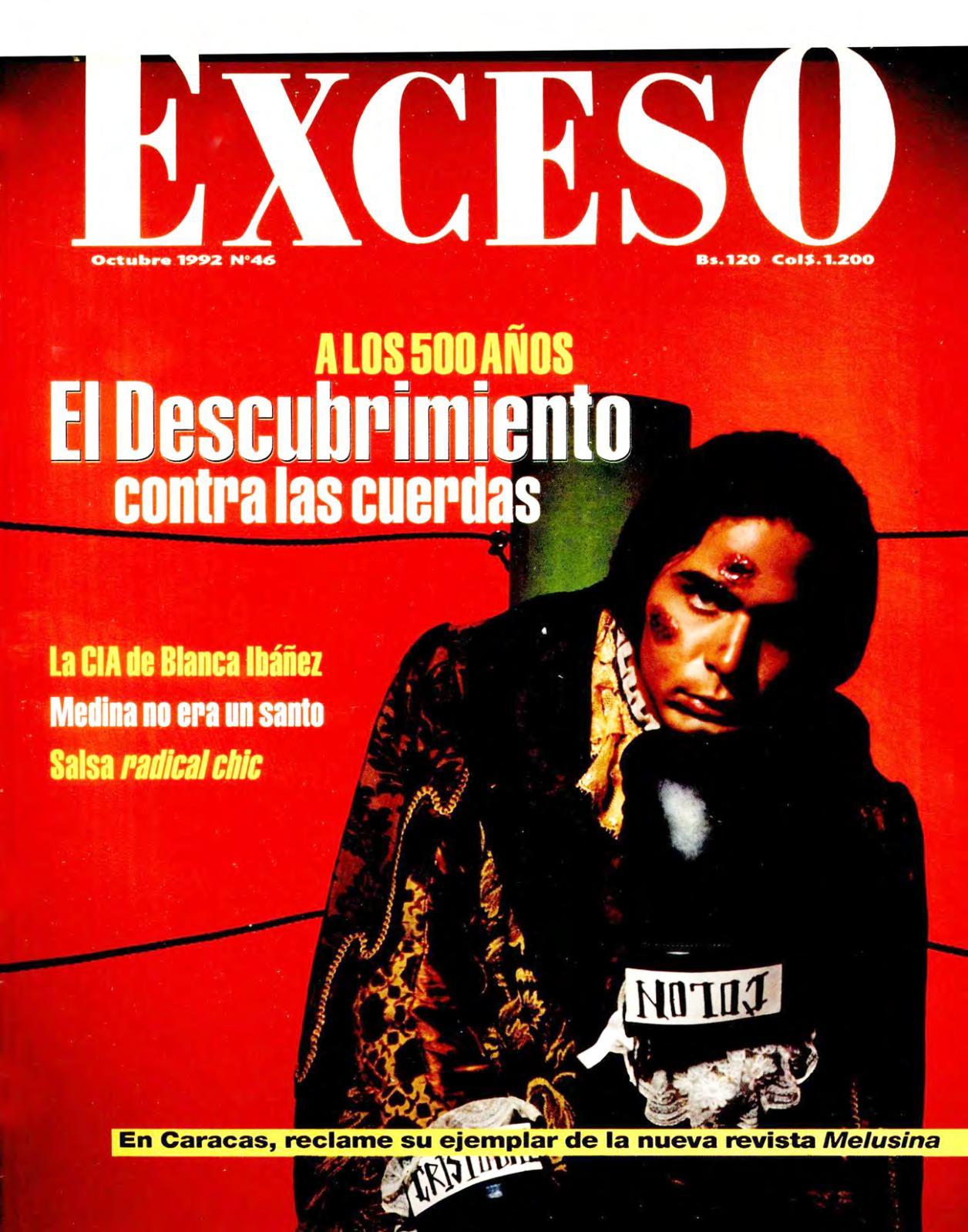 1992 Exceso Calaméo Edicion Nº Octubre 46 Revista 1aYwO
