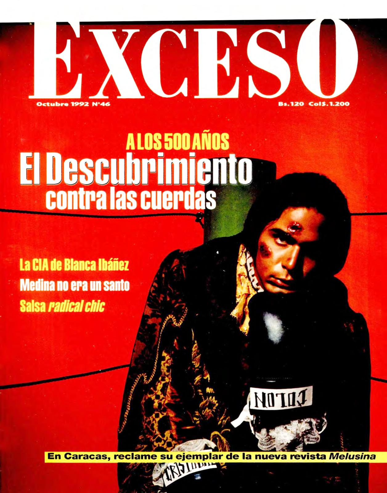 Revista Octubre Calaméo Exceso Nº 1992 46 Edicion UgwBwnq8