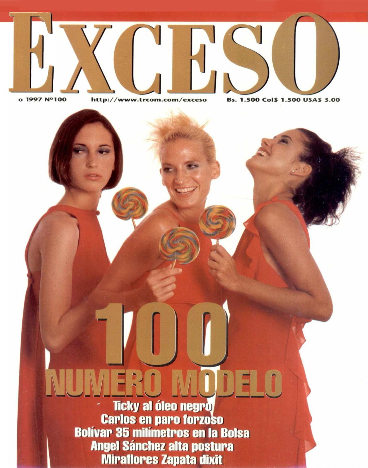 Calaméo - REVISTA EXCESO EDICIÓN Nº 100 AGOSTO 1997