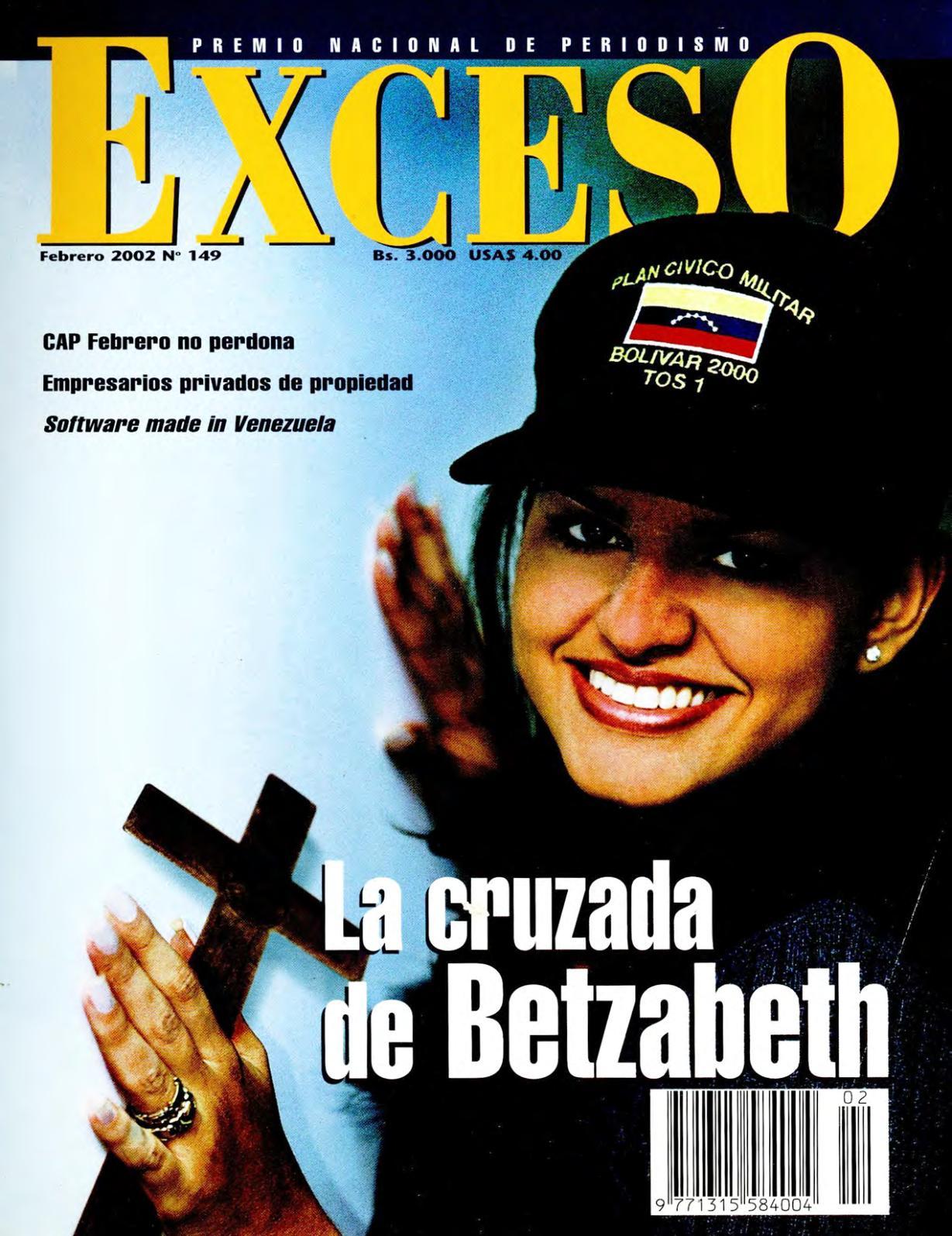 Calaméo - REVISTA EXCESO EDICIÓN Nº 149 FEBRERO 2002 ce242d42a1e
