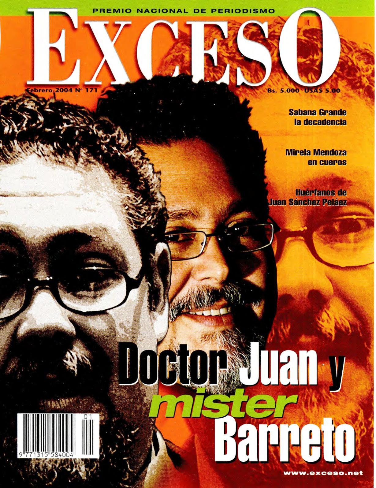 Calaméo - REVISTA EXCESO EDICIÓN Nº 171 FEBRERO 2004