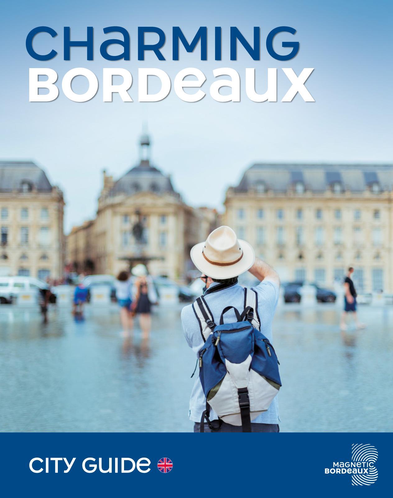 Calamo Bordeaux City Guide 2018 Uk Conception De Circuits Imprims