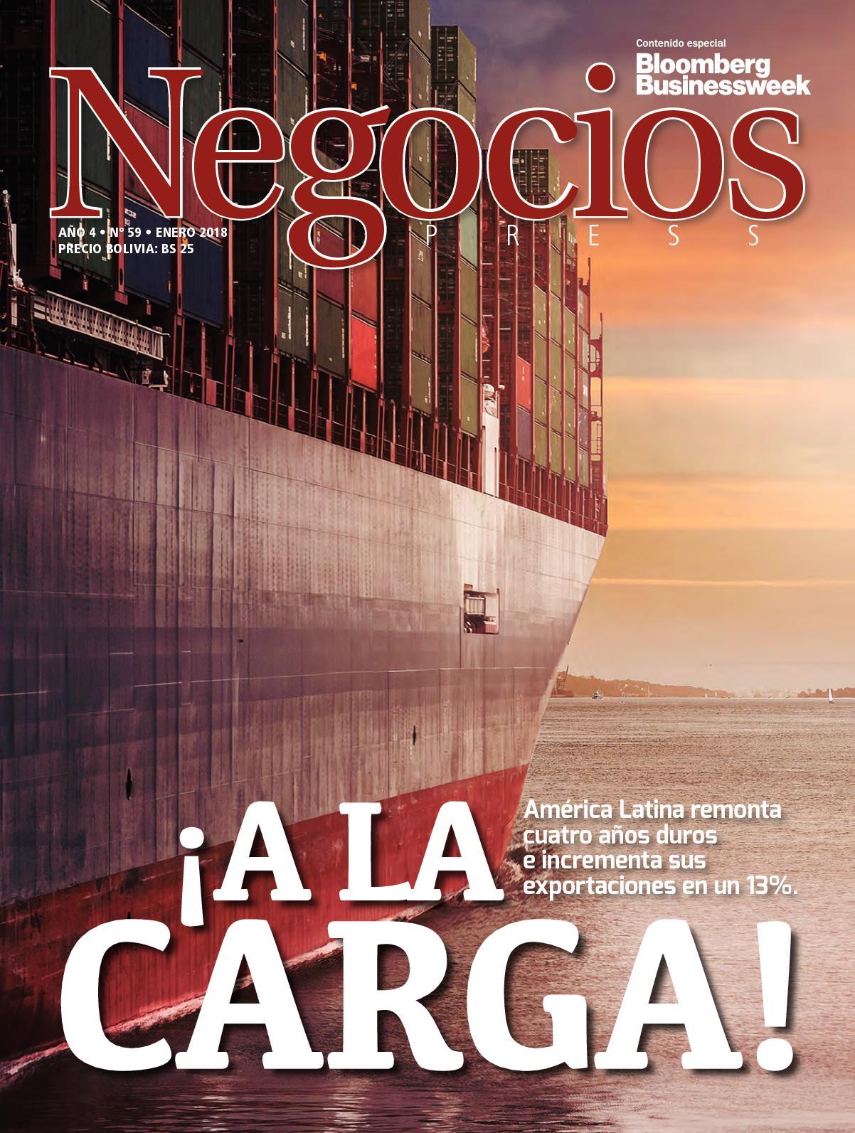 Calaméo - Revista Negocios Press 59