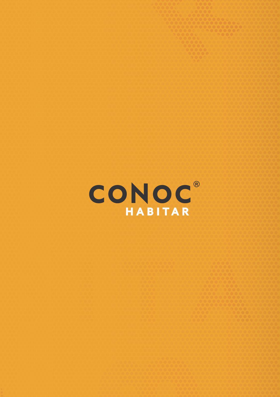 Catálogo CONOC 2018