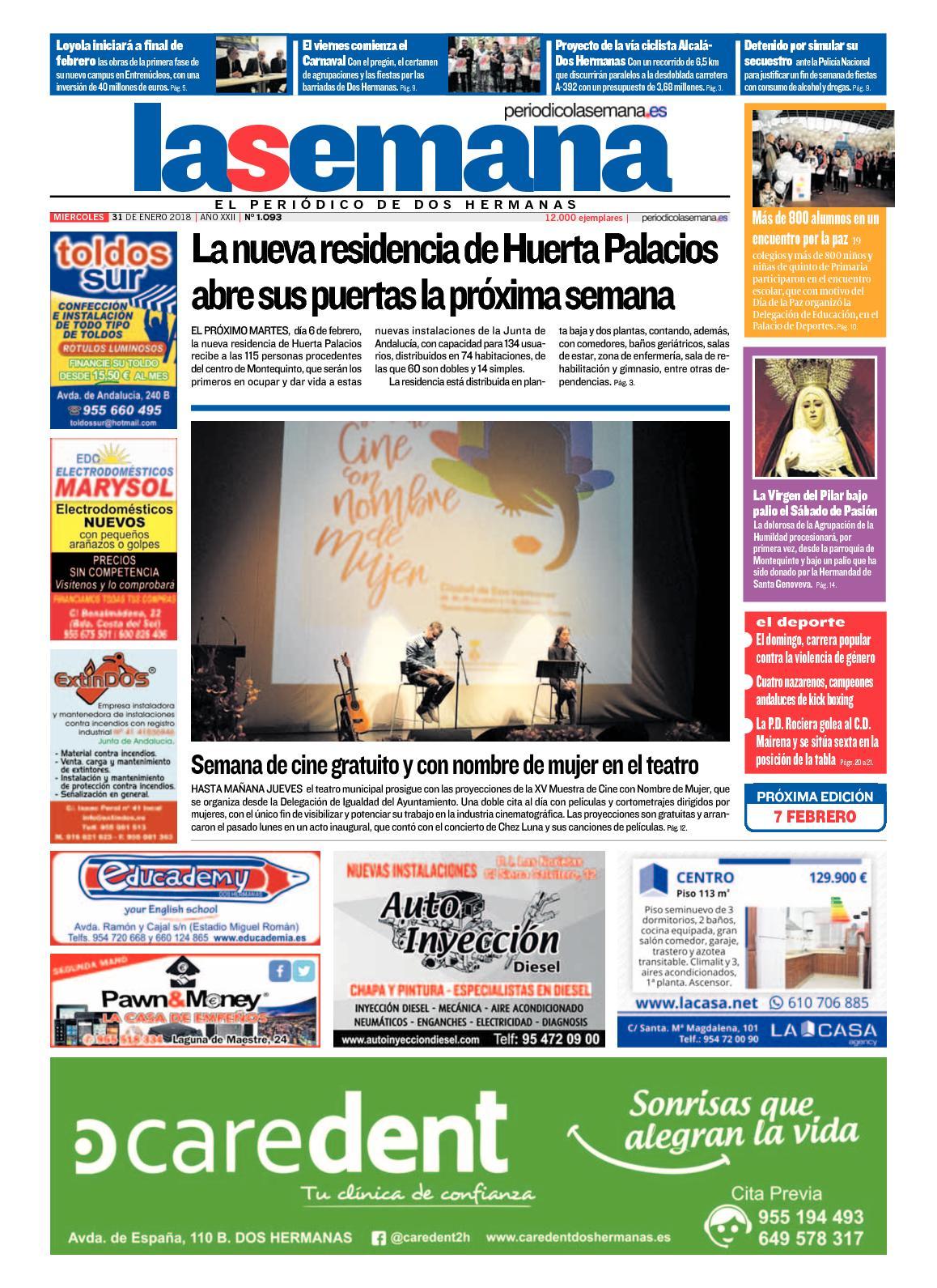 Calaméo - Periodico La Semana 1093