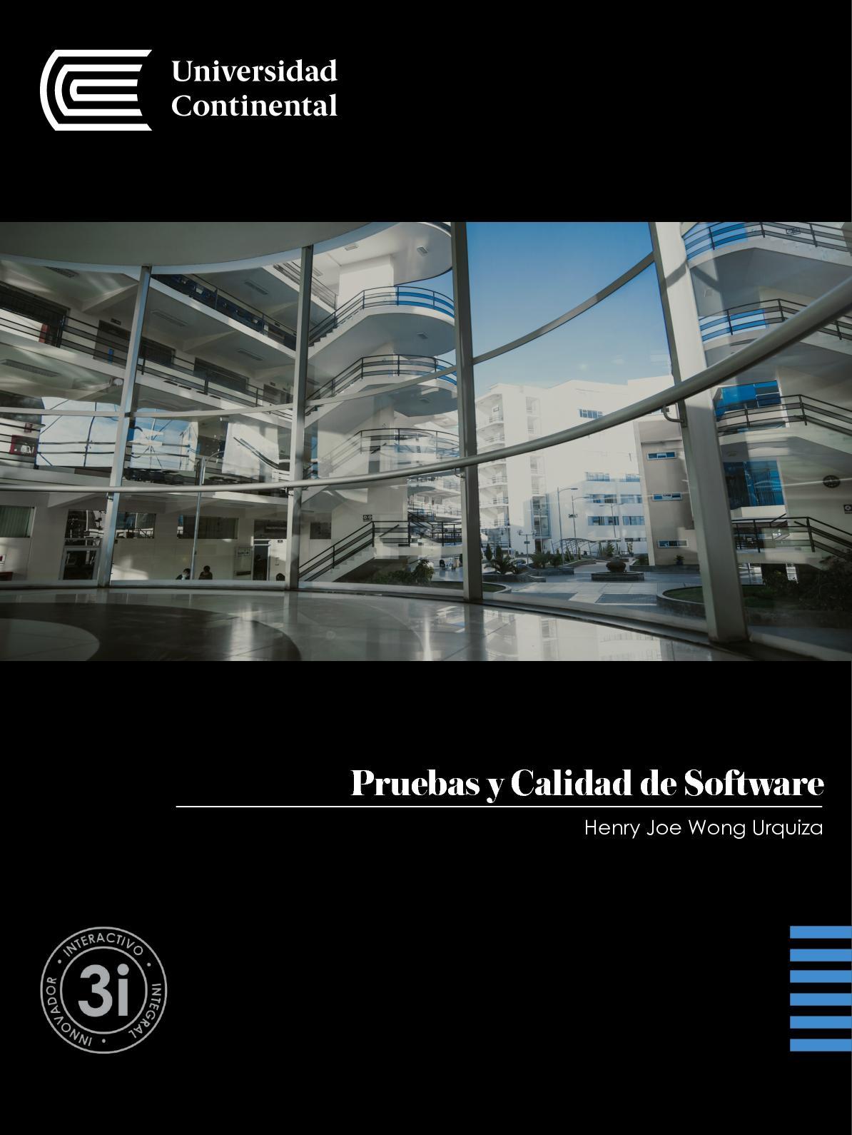 Calaméo - UC1006 Pruebas Y Calidad De Software