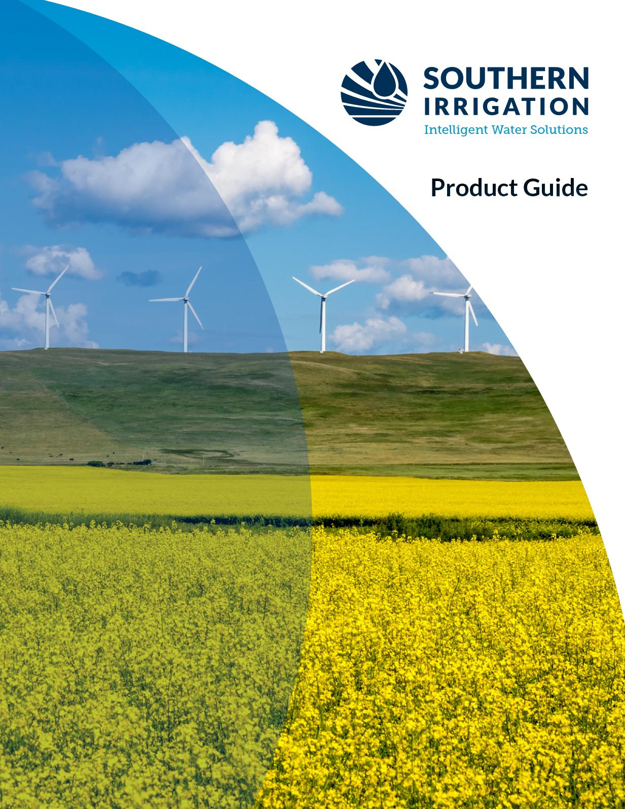 Calamo Southern Irrigation Product Guide 2018 Leader Pompa Celup Ecosub 420