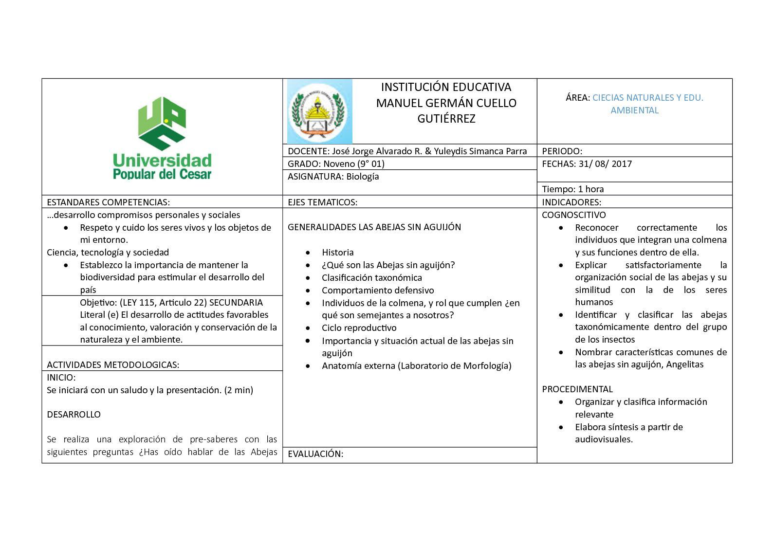 Calaméo - Clase Generalidades De Las Abejas