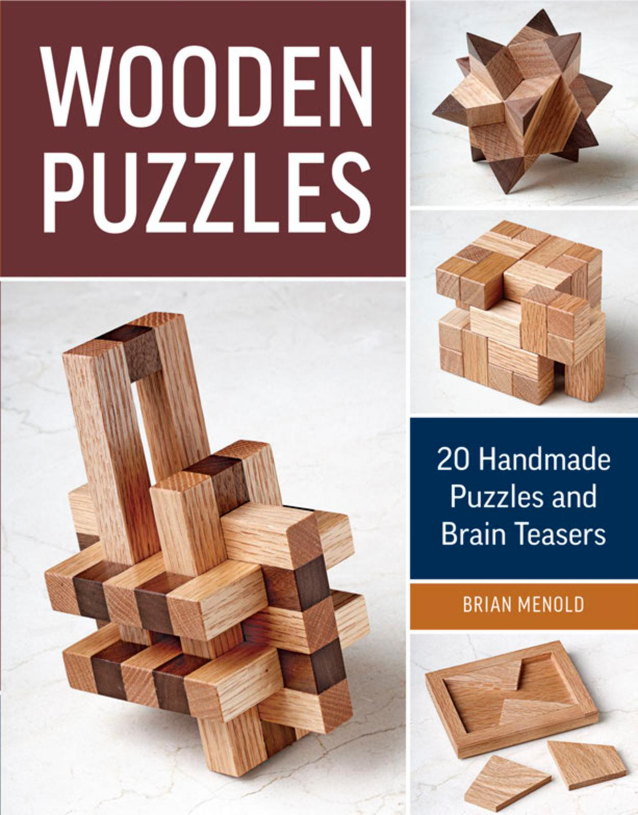 071544 Wooden Puzzles