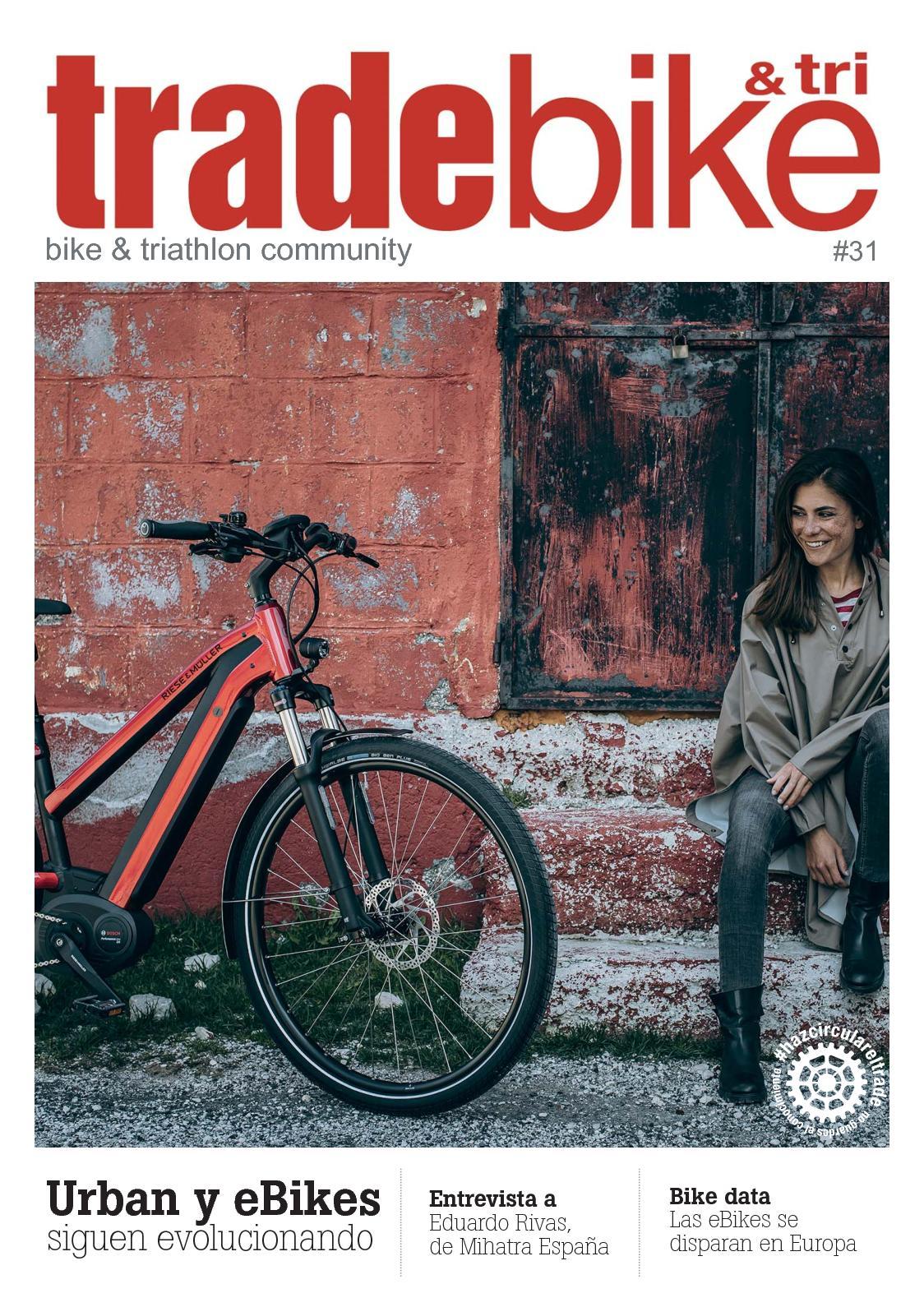 Calaméo - Tradebike&tri 31 Especial Urban y eBikes